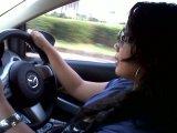 Yuks yuks keliling Jakarta.... Siapa hayo mau saya setiri? ;) I am a good driver lhooo #promosi