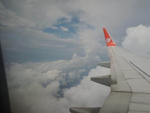 Naik Singa terbang menuju Bali ^_^