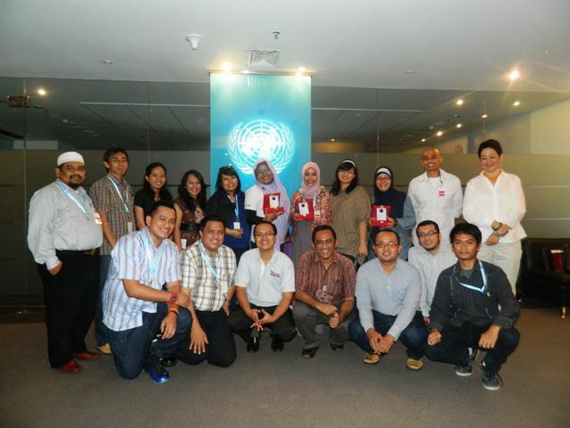 Social Good Summit 2012, UNDP – IDBlogNetwork, Jakarta – Indonesia