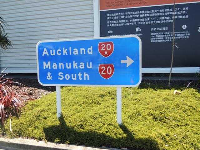 Auckland New Zealand 1