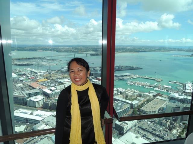 Auckland New Zealand 4c