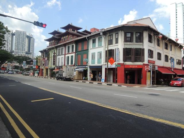 Salah satu sudut di Chinatown. Bersih dan menyenangkan, bukan?