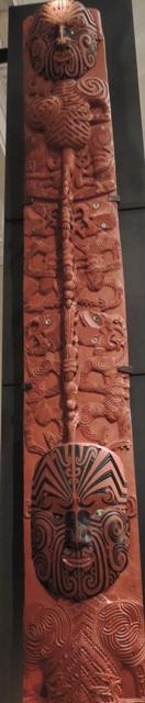 Maori Sculpture 2