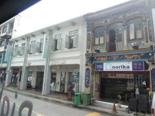 Salah satu sudut Singapur. Antik-antik gimana gituh