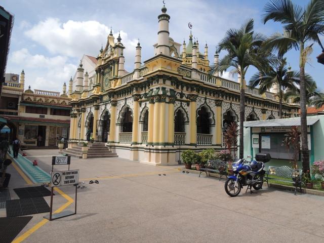 Ternyata di Little India ada Masjid juga!