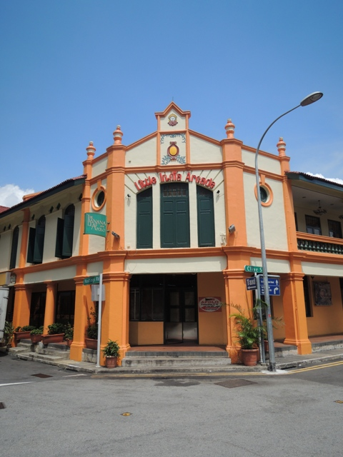 Singapore Little India Arcade 7a