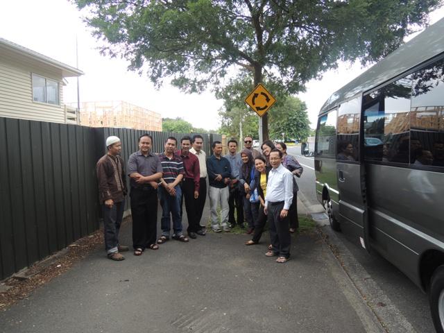 Mahasiswa Indonesia di Hamilton City