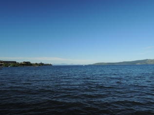 Taupo Lake 1
