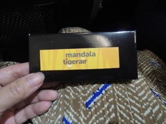 Tigerair Mandala Souvenir