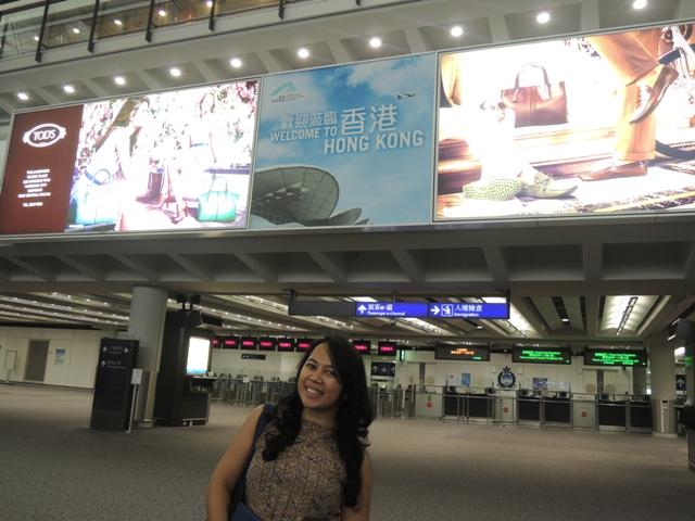 Hong Kong I'm coming! ^_^