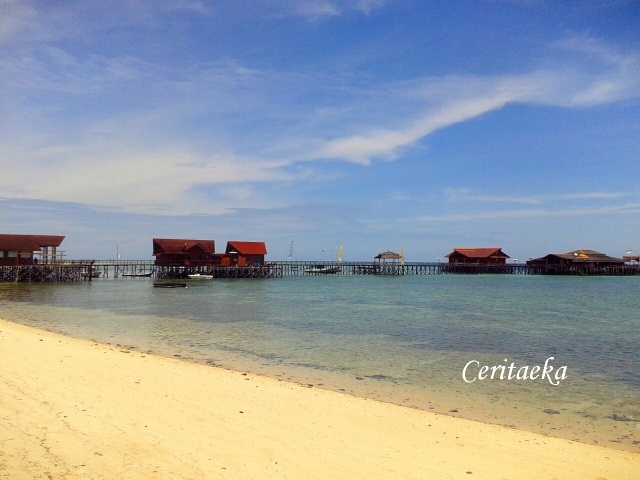 1 Derawan Island