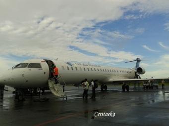 8 Garuda Indonesia CRJ