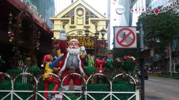 Christmas in Singapore 29