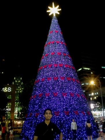 Christmas in Singapore 3