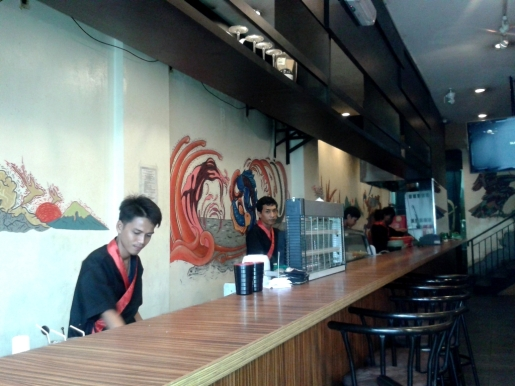 Naniura Sushi Bar Resto 21