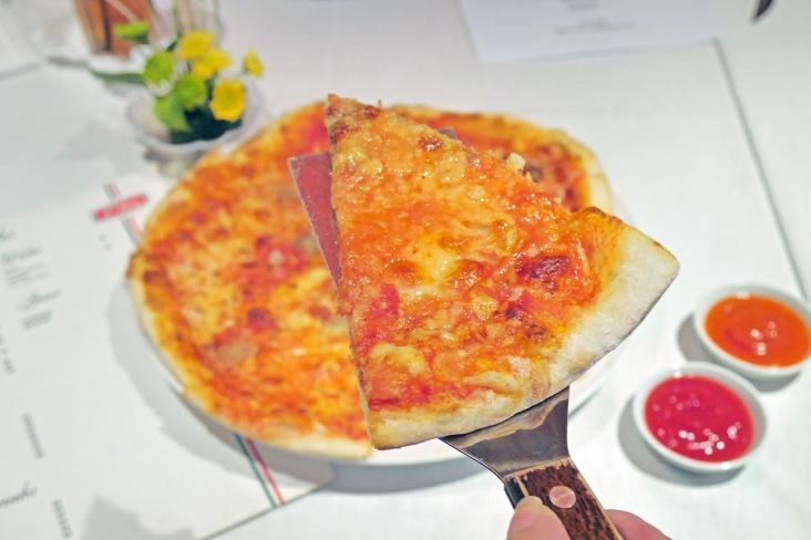 Pizza L'osteria