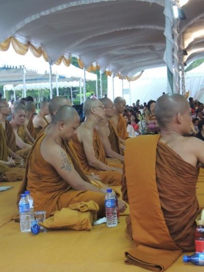 Perayaan Waisak di Borobudur 2