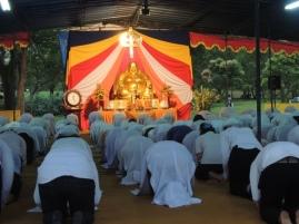 Perayaan Waisak di Borobudur 4