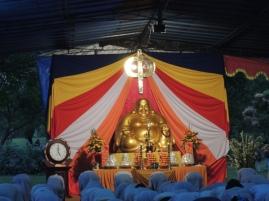 Perayaan Waisak di Borobudur 5