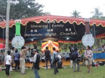 Perayaan Waisak di Borobudur 6