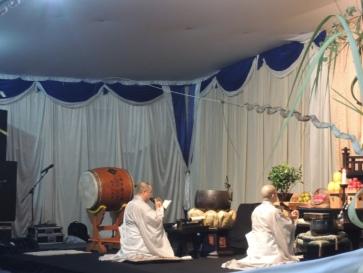Perayaan Waisak di Borobudur 8