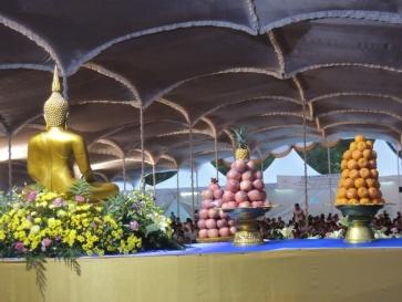 Perayaan Waisak di Borobudur 9