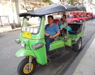 2 Tuk-tuk Bangkok