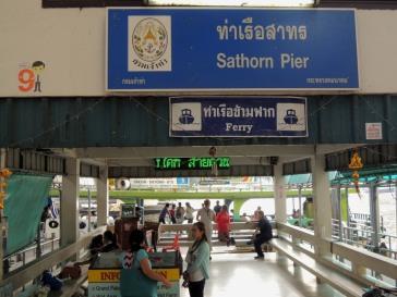 Chao Phraya River Bangkok 1