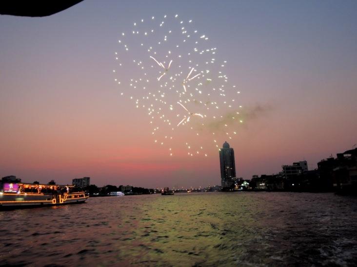 Chao Phraya River Bangkok 9