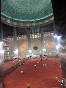 Istiqlal Mosque 1