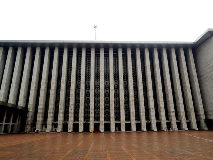 Istiqlal Mosque 5