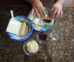 Roti Kukus Pisang Keju 2