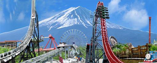 Roller coaster yang pernah memegang rekor sebagai roller coaster tercepat di dunia di tahun 1996