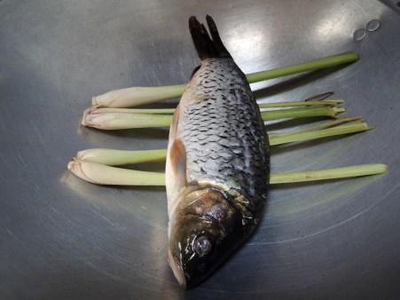 Resep Ikan Mas Arsik 3
