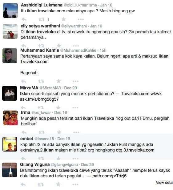 Iklan Traveloka Mesum Rame di Twitter