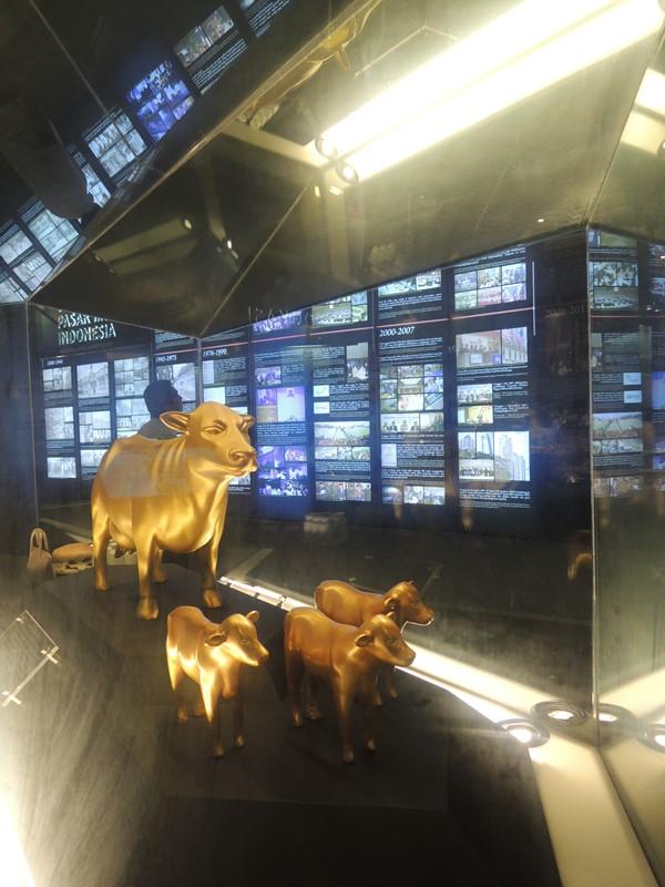 Analogi membeli sapi buat menggambarkan investasi di pasar modal