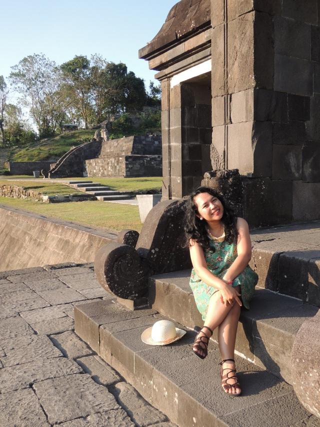 Wait for me, Ratu Boko. I'll be back! :*