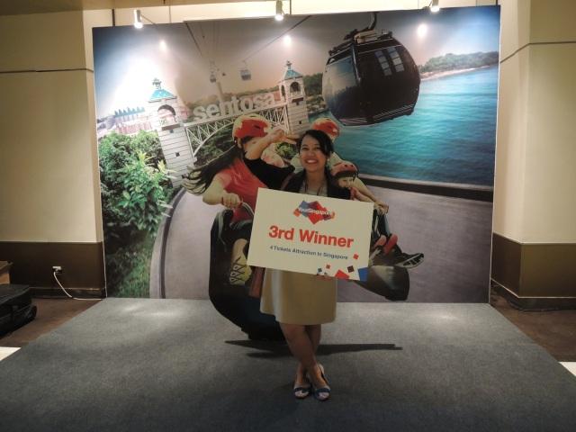 Menang Kuis Singapura Serunya Bareng-bareng