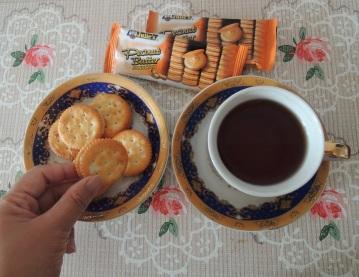 Julie's Biscuits.