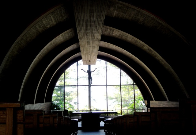 Kapel Bunda Maria Tomohon 4