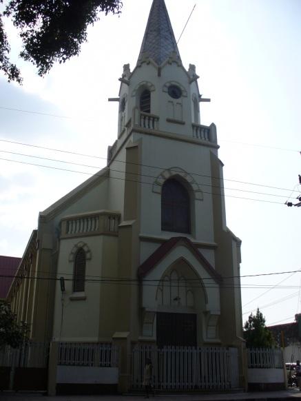 Gereja di Malang 2
