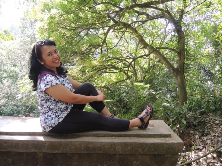 Sah kekinian! Udah mampir Tebing Keraton dan Taman Hutan Raya Juanda :P Hehehe