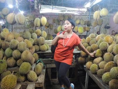 4 Durian Palembang