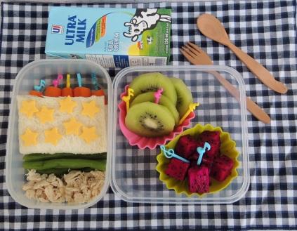 Bekal Makanan Sehat untuk ke Sekolah