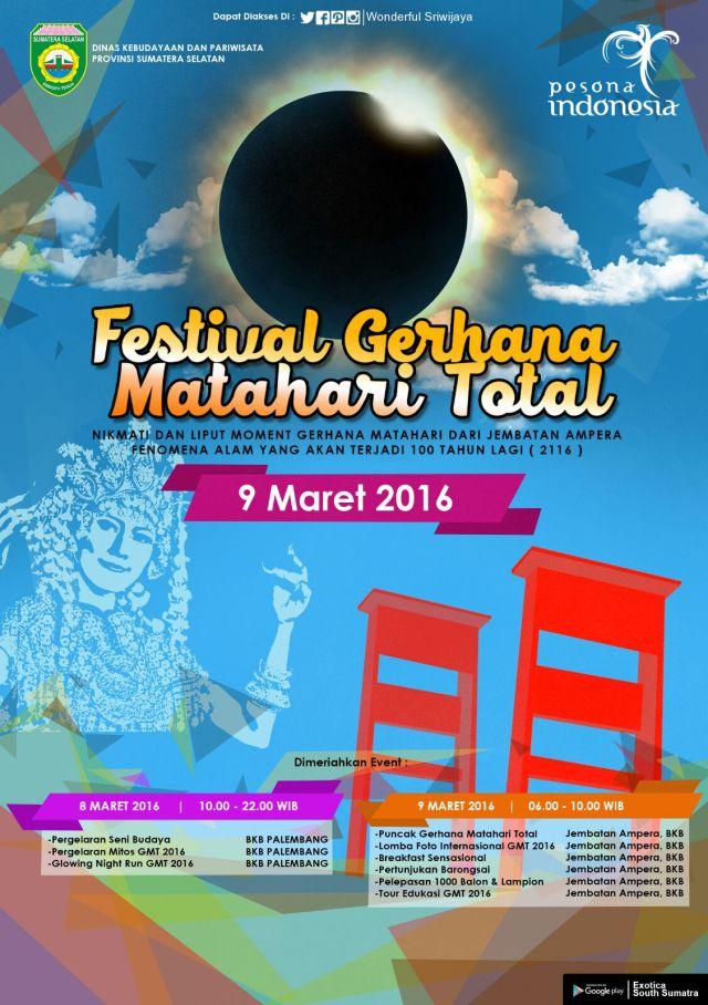 Gerhana Matahari Festival GMT