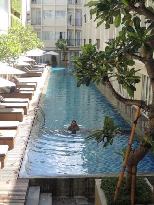 The One Legian Pool