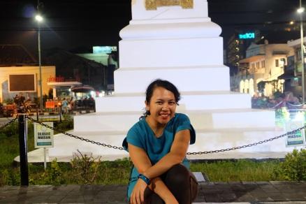 Tugu Yogyakarta Malam Hari 7