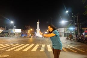 Tugu Yogyakarta Malam Hari 8
