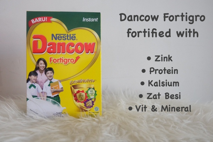 Dancow Fortigro 5