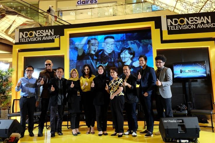 Indonesian Television Awards menerapkan penilaian berbeda yang akurat dan adil
